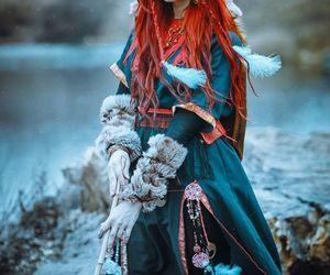 cosplay, shaman, and fantasy image