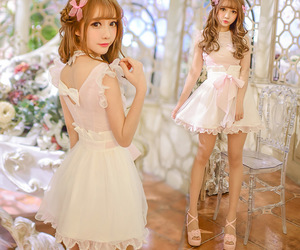 frilly, sweet, and candy rain image