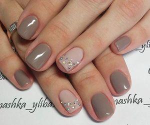 chic, hands, and nail art image