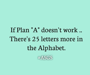alphabet, girls, and quote image