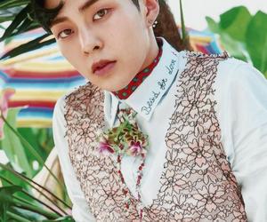 exo, minseok, and korean image