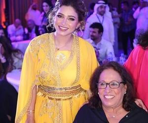 arab, dress, and happy image