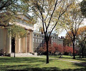 campus, new england, and university image