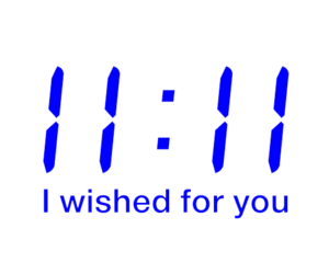 11:11, header, and aesthetic image