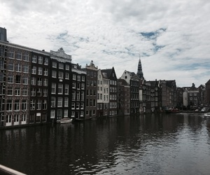 amsterdam, summer, and netherlands image