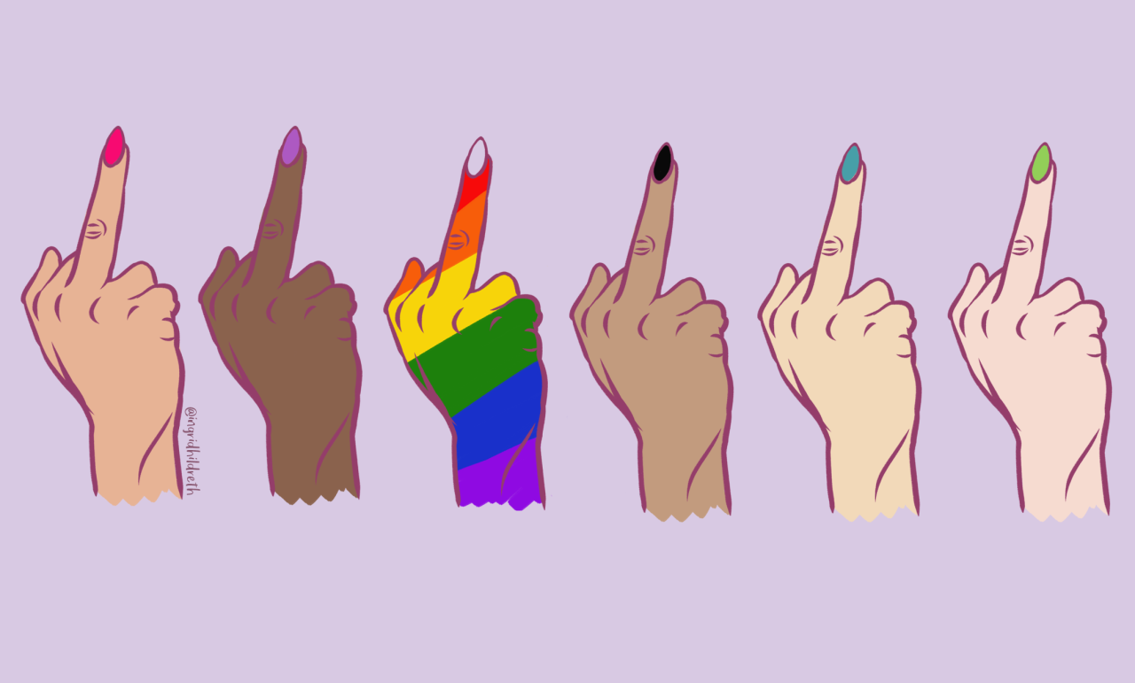 aesthetic, equality, and fuck image