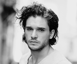 kit harington, handsome, and game of thrones image