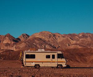 california, desert, and landscape image