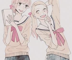 manga and 😚 image