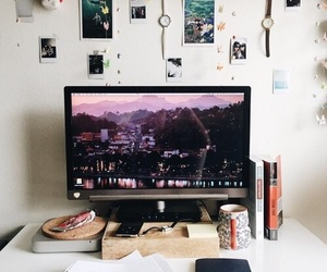 aesthetic, computer, and photos image