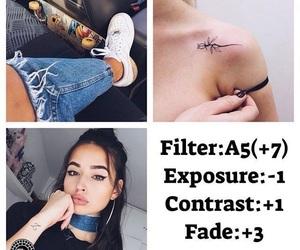 aesthetic, feed, and like image