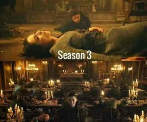 red wedding and arya stark image