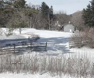 barn, country life, and country living image