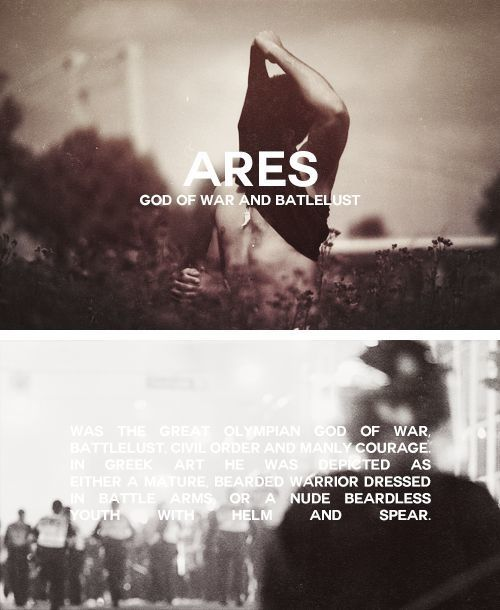 Mythology Meme 8 9 Greek Gods Or Goddesses Ares Was The