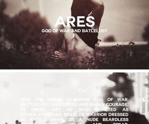 ares, god, and war image