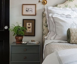 bedroom, farmhouse, and home decor image