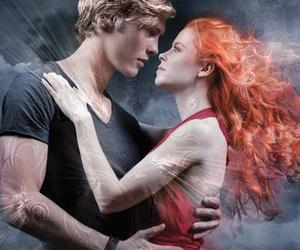 shadowhunters, book, and jace&clary image