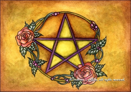 article, witchcraft, and pagan image