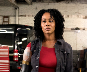 misty knight, marvel.mercedes knight, and simone missick image