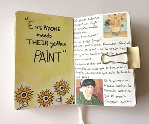 art, draw, and journal image