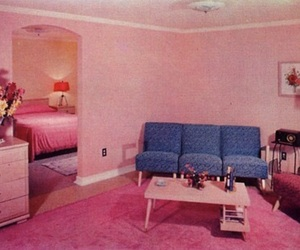 pink, vintage, and grunge image