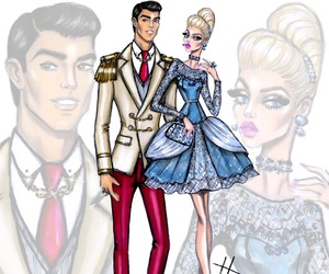 cinderella, disney, and hayden williams image