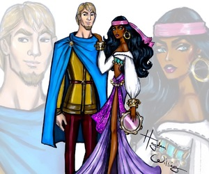 disney, esmeralda, and hayden williams image