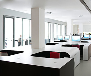 office fitout contractors, fitout contractors dubai, and office fitout design image