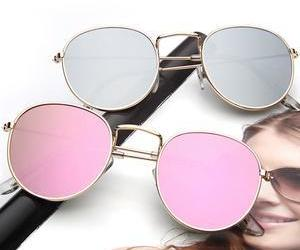 round mirror sunglasses image