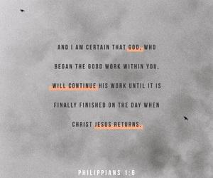god, jesus christ, and sky image