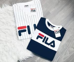 fashion, fashionista, and Fila image