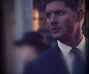 dean winchester, Jensen Ackles, and father image