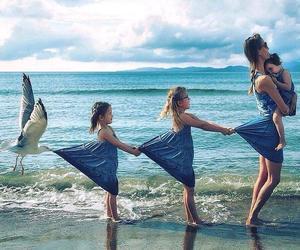 beach, best friends, and braids image