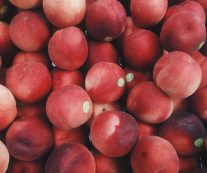 aesthetic, peaches, and pink image