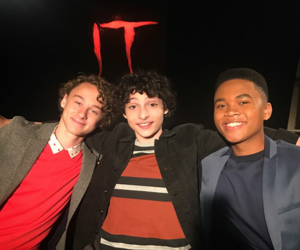 it, richie tozier, and chosen jacobs image