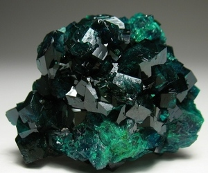 crystal and green image