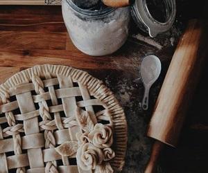 aesthetic, autumn, and baking image