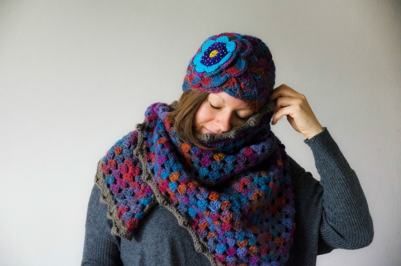 etsy, winter fashion, and one of a kind scarf image