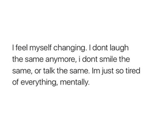 change, feel, and feelings image