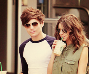 one direction, louis tomlinson, and eleanor calder image