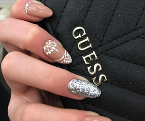 nails, guess, and style image