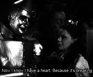 heart, Wizard of oz, and The wizard of OZ image