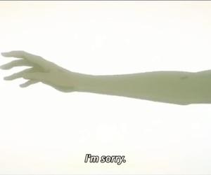 anime, dark, and draw image
