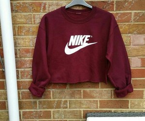 nike, red, and pull nike image