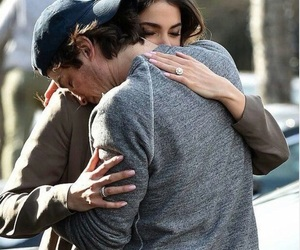 ian somerhalder, nikki reed, and somereed image