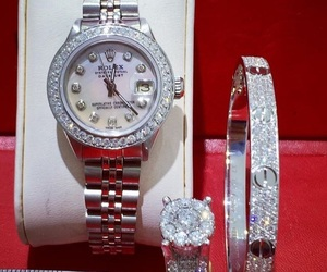 expensive, flaunt, and rolex image