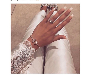 blogger, diamond ring, and diamonds image