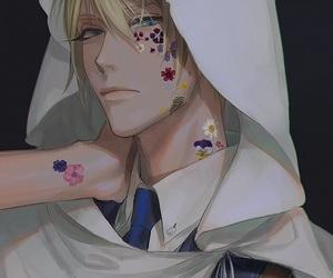 aesthetic, male, and manga image