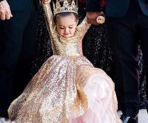 princess, baby, and kids image