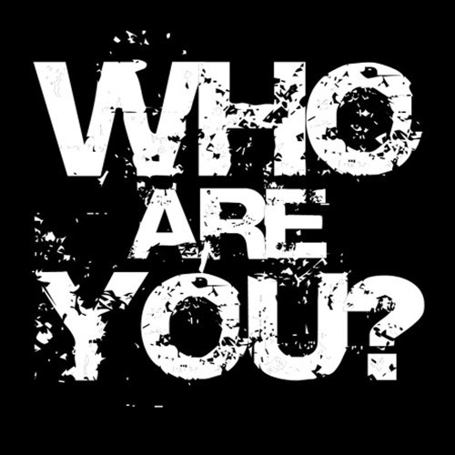 who are you?, dont, and article image